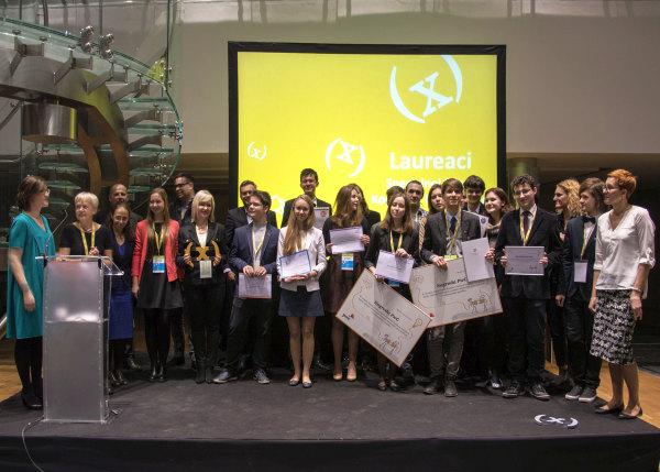 Laureaci Specjalnej Edycji Konkursu Naukowego E(x)plory